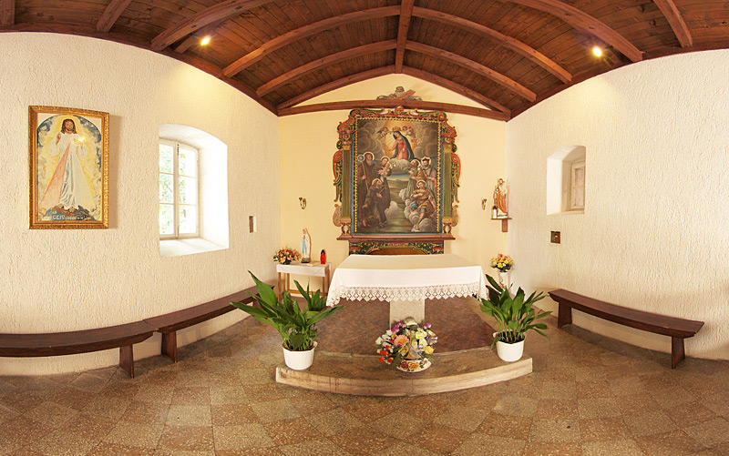 Taufkirche datiert