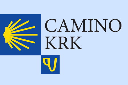A description of the Camino Krk pilgrimage route