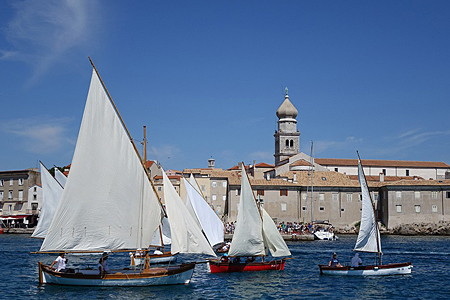 The 23rd Krk's Sails, Regatta Of Traditional Boats