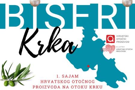 Biseri Krka - 1. sajam hrvatskog otočnog proizvoda na otoku Krku