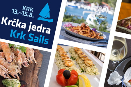 Special culinary offer: Fish-based dishes offered at Krk's restaurants during the event