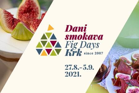 15th Fig days in Krk - August 27 - September 5, 2021