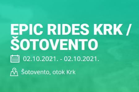 Šotovento - Epic Rides Krk