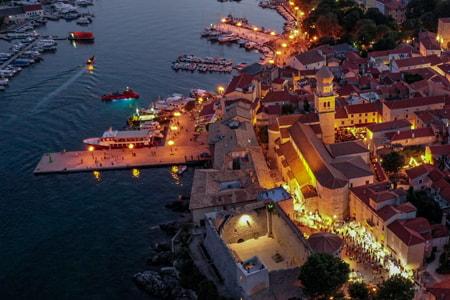 U gradu Krku ostvareno više od milijun noćenja