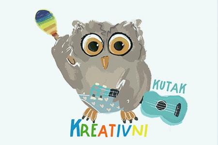 Upišite se u KREATIVNI KUTAK – glazbene radionice za predškolsku djecu