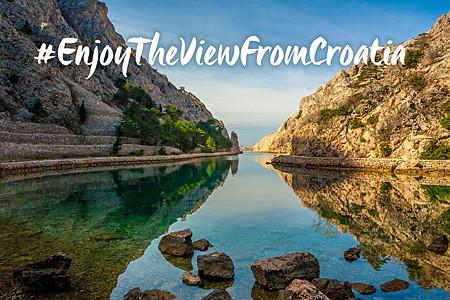 """Inicijativa """"Enjoy the view from Croatia"""""""