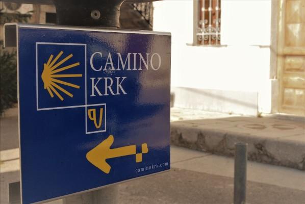 Camino Krk