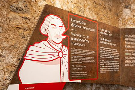 Putovima Frankopana: Predstavljeno osam novih interpretacijskih centara