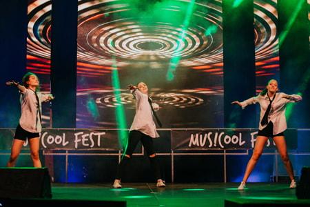 NUOVA DATA MusiCool Fest 08. 07. 2021
