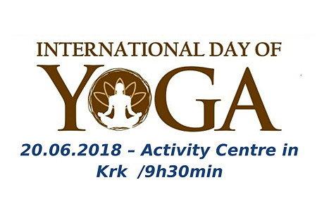 Proslava 4. Međunarodnog Dana Joge (IDY)