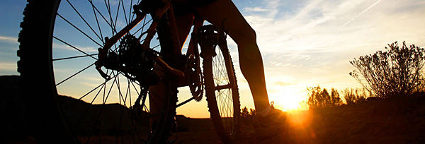 Bike adventure header